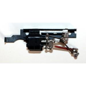 Rozrząd z blokiem cylindrowym (lewy) BR24 DR - PIKO H0