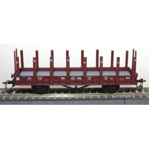 2-osiowa platforma DR- IV epoka - BTTB/ Tillig TT