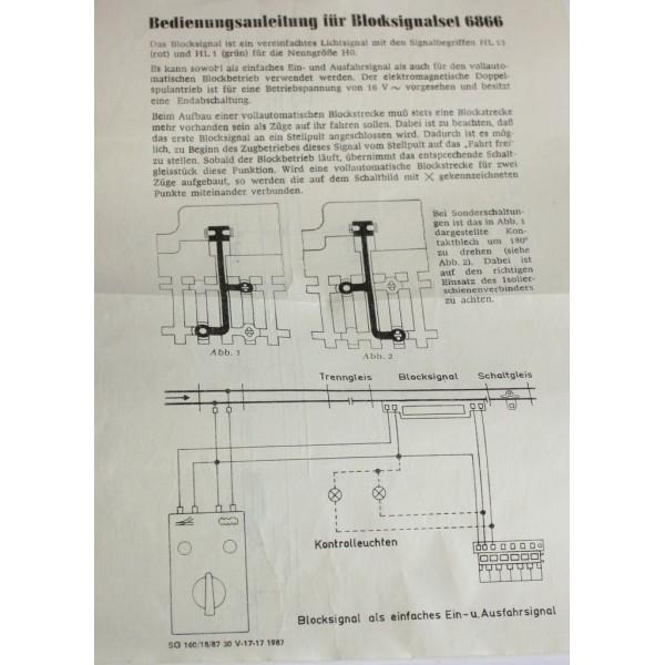 Drehscheibe Online Foren :: 06 - Modellbahn-Forum :: Re: Schaltpläne ...