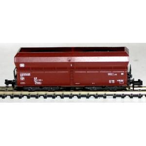 4-osiowy talbot DB z ładunkiem węgla - Minitrix N