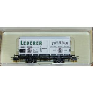 Historyczna chłodnia Lederer Premium - Trix H0