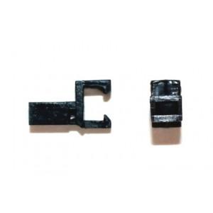 Mocowanie sprzęgu diesli i elektrowozów - PIKO H0